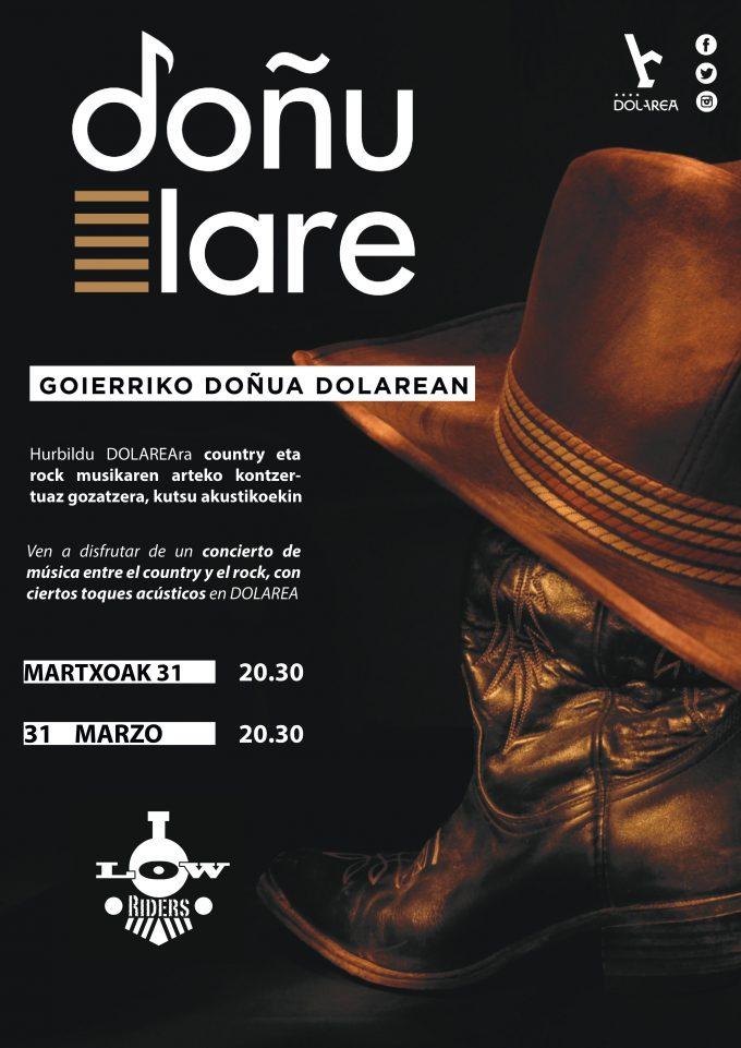DOÑULARE GOIERRIKO DOÑUA DOLAREAN