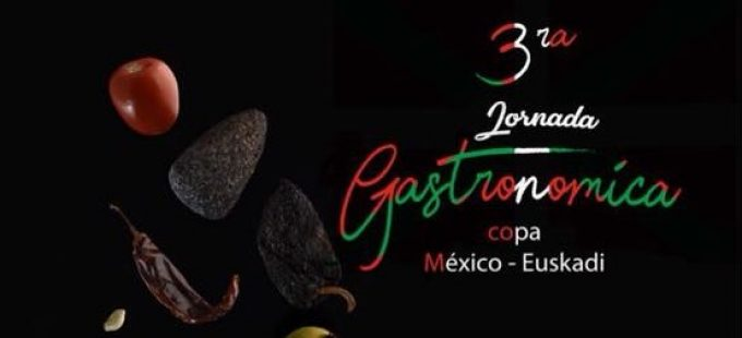 Ekitaldi Gastronomikoa Dolarean: Kopa Mexiko-Euskadi