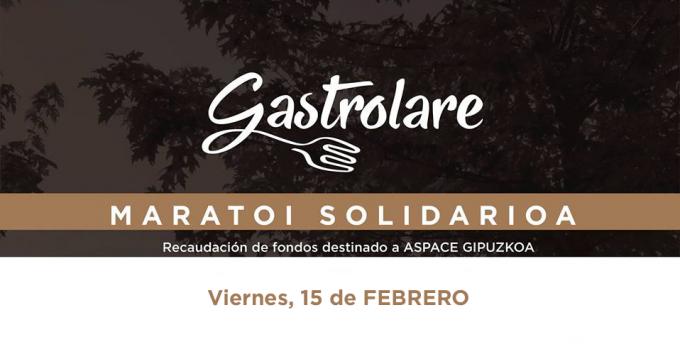 GASTROLARE MARATÓN SOLIDARIO 2019